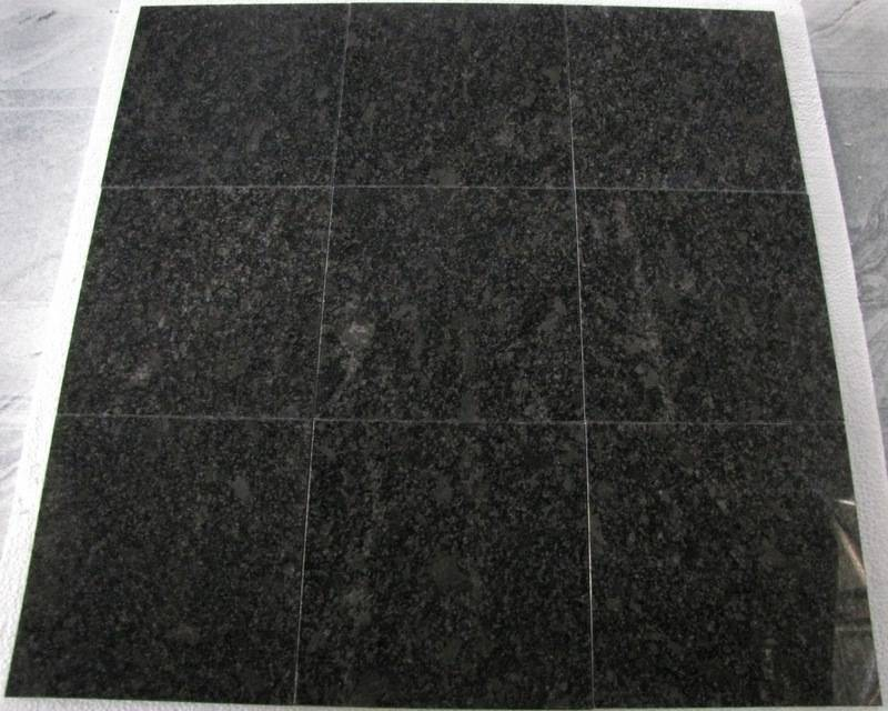 Steel Grey Dalles en granit