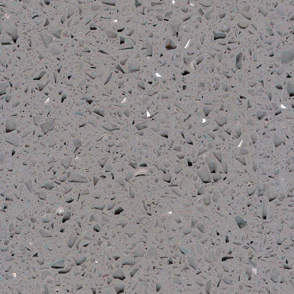 Starlight Grey Quartz Stone Tiles
