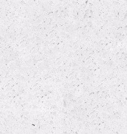 Starlight White Kwarc Stone Płytki polerowane, fazowane, kalibrowane, 1 wybór w 61x30,5x1 cm
