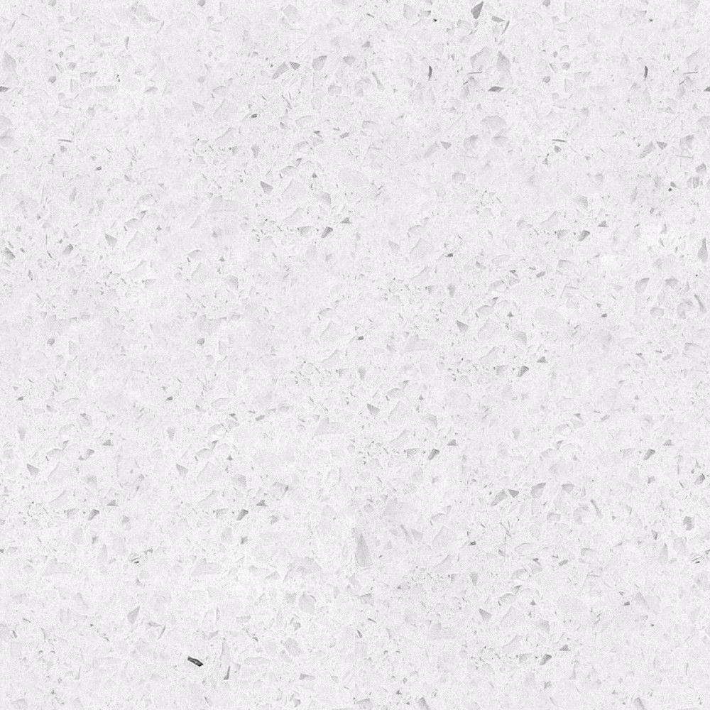 Starlight White quartz stone composite