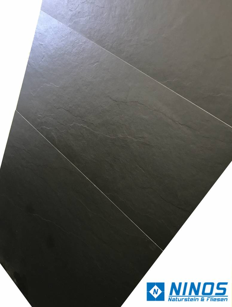Ardesia Black Floor Tiles