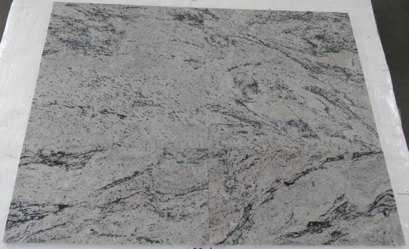 Meera White Dalles en granit