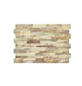Brick Musgo sciana płytki 1 Wybór w 34x50 cm