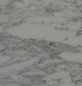Arabescato Carrelage de Marbre naturel brillant, chanfreinés, calibré, 1.ere de première qualité dans 61x30,5x1 cm
