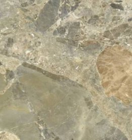 Paradiso Brown Carrelage de Marbre naturel brillant, chanfreinés, calibré, 1.ere de première qualité dans 61x30,5x1 cm