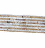 Brickstone Sandstone Wooden Slim Naturstein Verblender