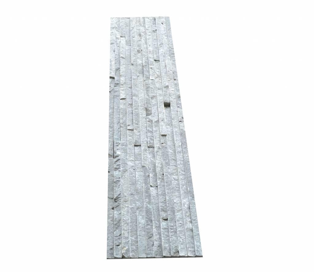 Wall bricks stone panels Grey Slim