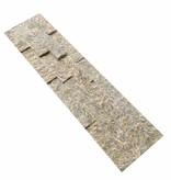 Wall bricks stone panels Tiger Yellow