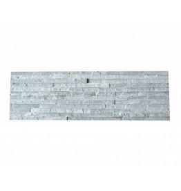 Brickstone Grey Slim cegły kamienia naturalnego 1 Wybór w 55x15 cm