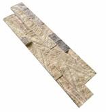 Bronce Gold Nauursteen Steenstrips