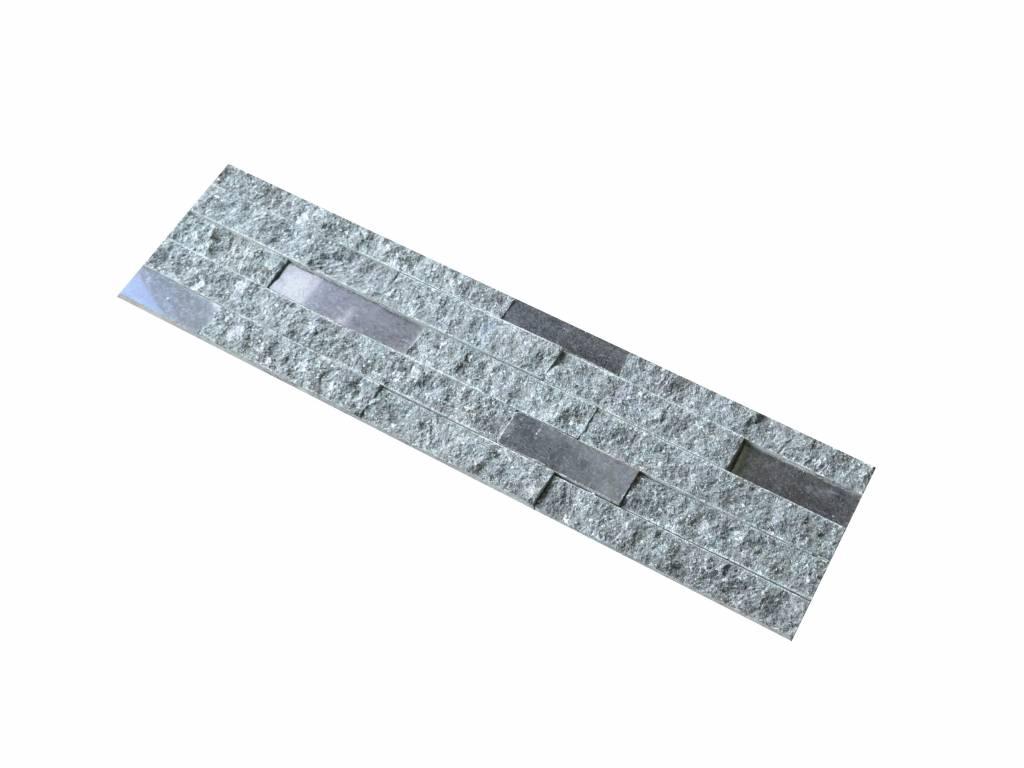 Diamond Assoluto Grey cegły kamienia naturalnego
