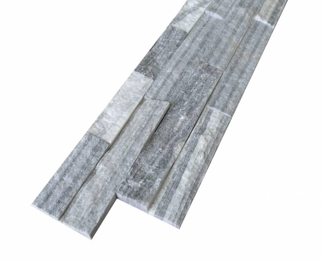 Grey Lines cegły kamienia naturalnego