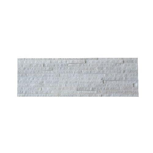 White Slim Grey cegły kamienia naturalnego