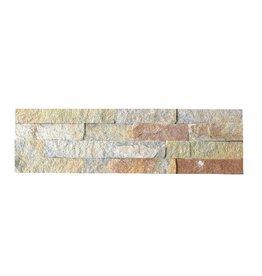 Rustic Naturstein Verblender Wandverblender 1. Wahl in 55x15 cm