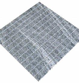 Juparana Grey Granit mosaic tiles 1. Choice in 30x30 cm