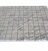 Mera White Granit Mosaïque Carrelage