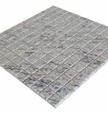 Mera White Granit mozaïek tegels