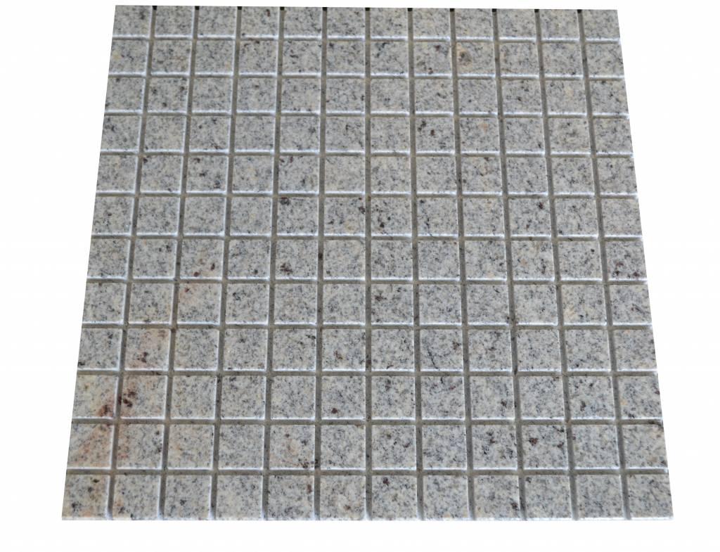 New Kashmir Cream Granit mosaic tiles