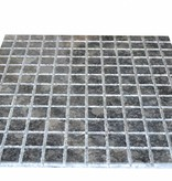 Steel Grey Granit Mosaikfliesen