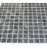Steel Grey Granit mozaïek tegels