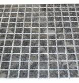 Steel Grey Granit mozaiki