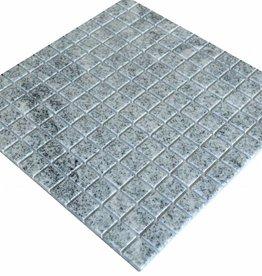 Viscount White Granit mosaic tiles 1. Choice in 30x30 cm