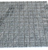Viscount White Granit mosaic tiles