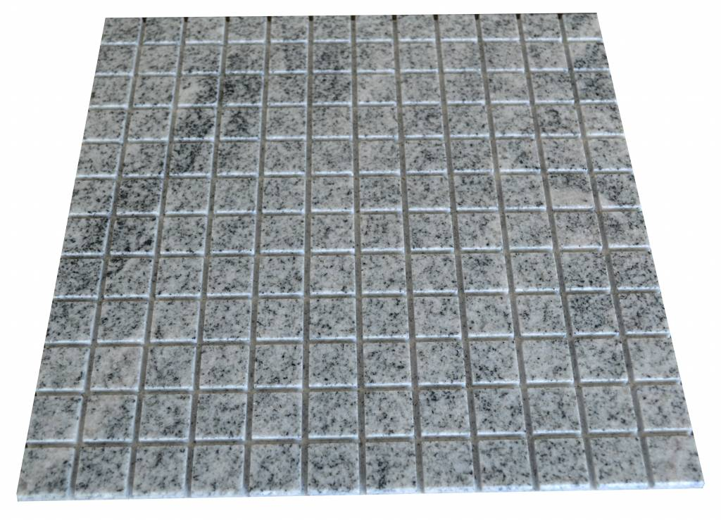 Viscount White Granit Mosaïque Carrelage