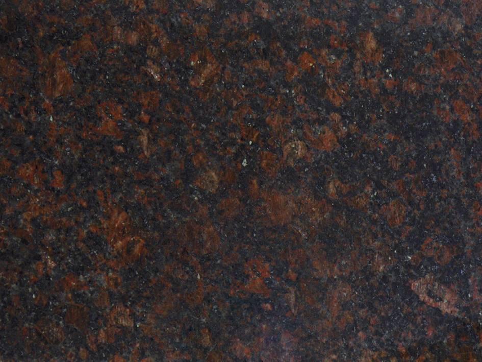 Tan Brown Podstawa z granitu, polerowana, konserwowana, kalibrowana, pierwszy wybór