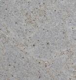 New Kashmir White Base de granit, Poli, Conservé, Calibré, 1er choix