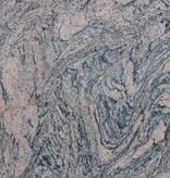Juparana China Podstawa z granitu, polerowana, konserwowana, kalibrowana, pierwszy wybór
