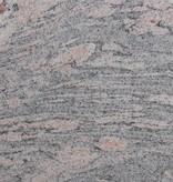 Juparana Colombo Granite Socket, Polished, Preserved, Calibrated, 1st Choice