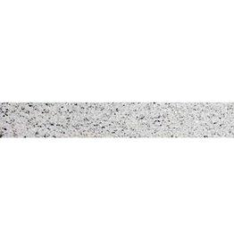 Imperial White Premium Granitsockel, Poliert, Gefast, Kalibriert, 1. Wahl