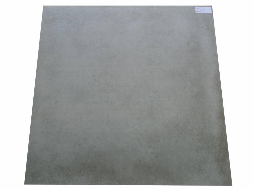 Grey Matt Floor Tiles