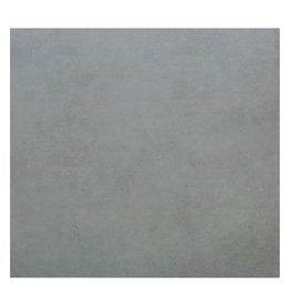 Grey Matt Tiles in matt, chamfered , calibrated, 1. Choice in 100x100 cm