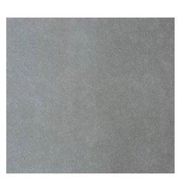 Dark Grey Płytki podłogowe mat, fazowane, kalibrowane, 1 wybór w 100x100 cm