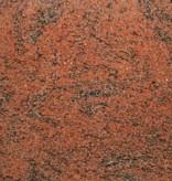Multicolor Red  granieten aanrechtblad 1.Keuz
