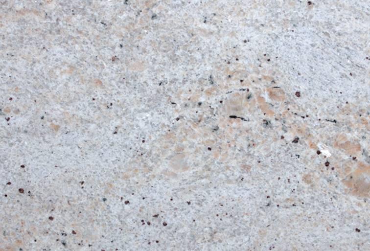 Ivory White granieten aanrechtblad 1.Keuz