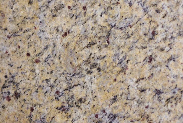 Giallo Cecillia comptoir en granit 1er choix