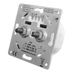 Newlec Duo-dimmer universeel (LED)