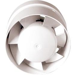 Solar Plus Buis ventilator 125mm buis ventilator, 125 mm, capaciteit 188 m?/h