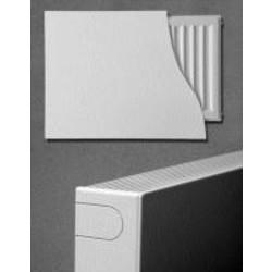 Solar Plus VeraLine Radiatorombouw / radiator omkasting. Voor radiatorhoogte 270-320 1250x350x56mm. Verkeerswit RAL 9016