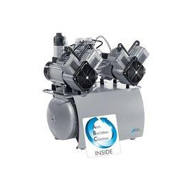 Durr Durr Dental Duo Tandem compressor met droger 400V