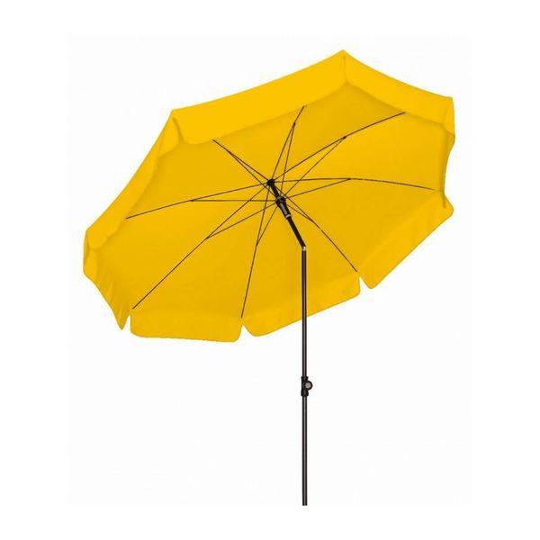 Parasol Sunline III 250 cm rond geel