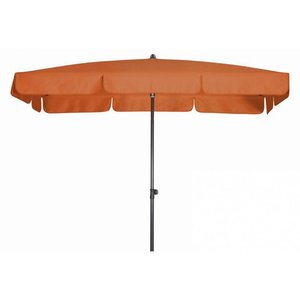 Doppler Parasol Sunline WATERDICHT III 260x150 terracotta