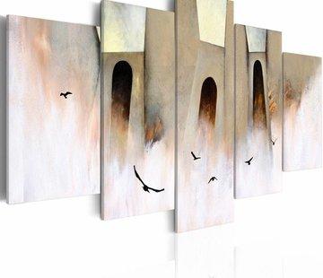 Schilderij - Vrijheid