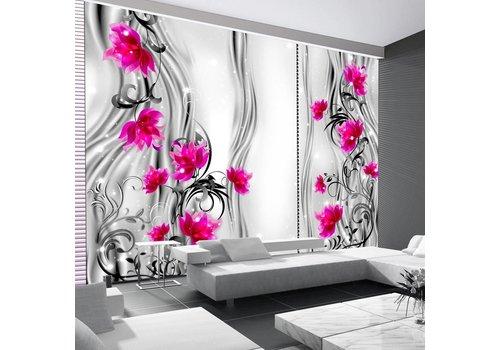 Fotobehang - Pink hope