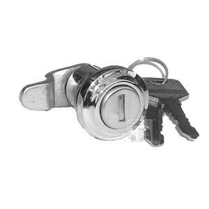 Fuel filler door lock