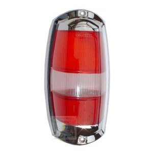 Taillights red lid
