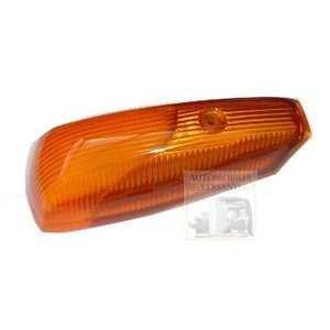 Blinkerglas orange 300d rechts